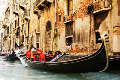 Venice, Florence, Rome and Sorrento (14 nights)