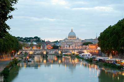 Rome and Sorrento Twin Centre Holiday