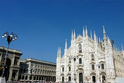 Milan, Turin, Genoa Multi Centre Holiday